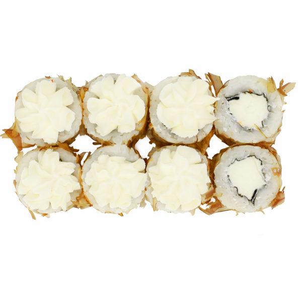 Бонито с двойным сыром