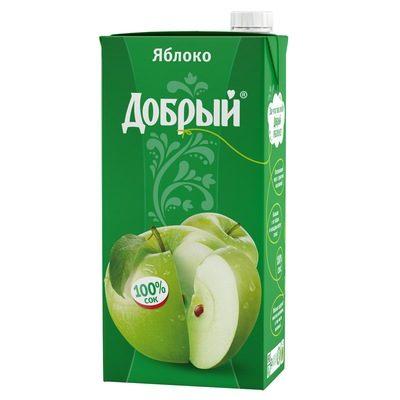 Сок Добрый Яблоко 2 л